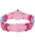 Lego Girl's 8020172 Pink Plastic Quartz Watch - Back Image Swatch