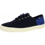 Keds Women's Champion 50/50 Glitter Canvas Ankle-High Canvas Fashion Sneaker