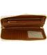 Michael Kors Women's Leather Wrislet - Back Image Swatch