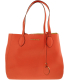 Michael Kors Women's Large Mae Soft Leather Carryall Leather Shoulder Tote - Main Image Swatch