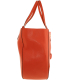 Michael Kors Women's Large Mae Soft Leather Carryall Leather Shoulder Tote - Side Image Swatch