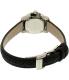 Burberry Women's Britain BBY1904 Silver Leather Swiss Quartz Watch - Back Image Swatch