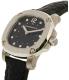 Burberry Women's Britain BBY1904 Silver Leather Swiss Quartz Watch - Side Image Swatch