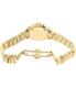 Burberry Women's Classic Round BU10109 Gold Stainless-Steel Swiss Quartz Watch - Back Image Swatch