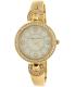 Anne Klein Women's AK-1960GBST Gold Metal Analog Quartz Watch - Main Image Swatch