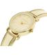 Anne Klein Women's AK-2052IVST Beige Metal Analog Quartz Watch - Side Image Swatch
