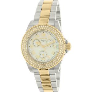 Invicta Women's Angel 17437 Gold Stainless-Steel Quartz Watch