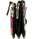 Nine West Women's Jaya Pebbled Crossbody Bag Synthetic Cross-Body Satchel - Side Image Swatch