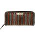 Nine West Women's Small Table Treasures Zip Synthetic Wallet Baguette - Main Image Swatch