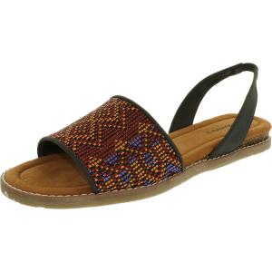 Bearpaw Women's Meeka Fabric Ankle-High Synthetic Sandal