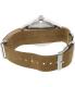 Timex Men's TW2P64600 Brown Leather Analog Quartz Watch - Back Image Swatch