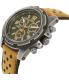 Timex Men's Expedition TW4B01500 Gunmetal Leather Analog Quartz Watch - Side Image Swatch