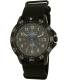 Timex Men's Expedition TW4B03500 Black Nylon Analog Quartz Watch - Main Image Swatch
