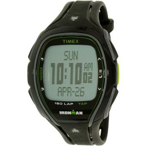 Timex Men's Ironman TW5K96400 Black Plastic Quartz Watch