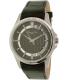 Kenneth Cole Men's New York 10022286 Black Leather Quartz Watch - Main Image Swatch
