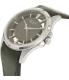 Kenneth Cole Men's New York 10022286 Black Leather Quartz Watch - Side Image Swatch
