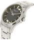 Kenneth Cole Men's New York 10022290 Silver Stainless-Steel Quartz Watch - Side Image Swatch