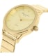 Kenneth Cole Women's New York 10025948 Gold Stainless-Steel Quartz Watch - Side Image Swatch