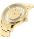 Kenneth Cole Women's New York 10026010 Gold Stainless-Steel Quartz Watch - Side Image Swatch
