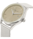Kenneth Cole Women's New York 10029399 Silver Stainless-Steel Quartz Watch - Side Image Swatch