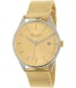 Kenneth Cole Women's New York 10029401 Gold Stainless-Steel Quartz Watch - Main Image Swatch