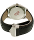 Tag Heuer Men's Carrera WV5111.FC6350 Silver Leather Swiss Automatic Watch - Back Image Swatch