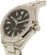 Tag Heuer Men's Aquaracer WAY1110.BA0928 Silver Stainless-Steel Swiss Quartz Watch - Side Image Swatch
