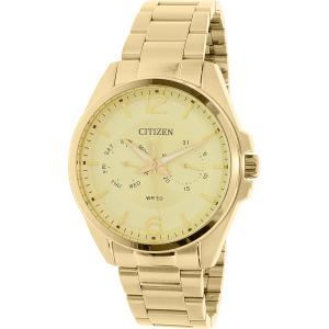 Citizen Women's AG8322-50P Gold Stainless-Steel Quartz Watch