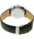 Citizen Men's AG8351-01E Silver Leather Quartz Watch - Back Image Swatch