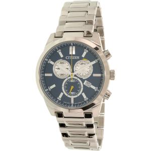 Citizen Men's AN7050-56M Silver Stainless-Steel Quartz Watch