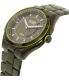 Citizen Men's Eco-Drive AW1145-58E Black Stainless-Steel Eco-Drive Watch - Side Image Swatch
