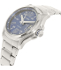 Citizen Men's Eco-Drive AW1350-59M Silver Stainless-Steel Eco-Drive Watch - Side Image Swatch