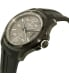 Citizen Men's Eco-Drive AW1354-07H Black Silicone Eco-Drive Watch - Side Image Swatch