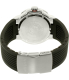 Citizen Men's Eco-Drive AW1420-04E Silver Silicone Eco-Drive Watch - Back Image Swatch