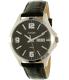 Citizen Men's BF2001-04E Black Leather Quartz Watch - Main Image Swatch