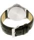Citizen Men's BF2001-04E Black Leather Quartz Watch - Back Image Swatch