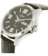 Citizen Men's BF2001-04E Black Leather Quartz Watch - Side Image Swatch