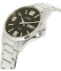 Citizen Men's BF2001-55E Silver Stainless-Steel Quartz Watch - Side Image Swatch