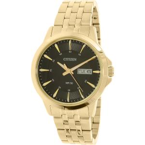 Citizen Men's BF2013-56E Gold Stainless-Steel Quartz Watch
