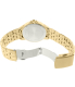 Citizen Men's BF2013-56P Gold Stainless-Steel Quartz Watch - Back Image Swatch