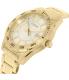 Citizen Men's BI1042-54A Gold Stainless-Steel Quartz Watch - Side Image Swatch