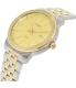 Citizen Men's BI1088-53P Gold Stainless-Steel Quartz Watch - Side Image Swatch