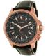 Citizen Men's Eco-Drive BJ7073-08E Black Leather Eco-Drive Watch - Main Image Swatch