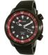 Citizen Men's Eco-Drive BJ7085-09E Black Silicone Eco-Drive Watch - Main Image Swatch