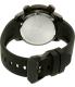 Citizen Men's Eco-Drive BJ7085-09E Black Silicone Eco-Drive Watch - Back Image Swatch