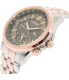 Citizen Men's Eco-Drive BU2026-65H Rose Gold Stainless-Steel Eco-Drive Watch - Side Image Swatch