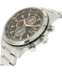 Citizen Men's Eco-Drive CA0574-54E Silver Stainless-Steel Eco-Drive Watch - Side Image Swatch