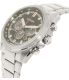 Citizen Men's Eco-Drive CA4220-55E Silver Stainless-Steel Eco-Drive Watch - Side Image Swatch