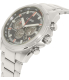 Citizen Men's Eco-Drive CA4220-55L Silver Stainless-Steel Eco-Drive Watch - Side Image Swatch