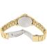 Citizen Women's ED8162-54P Gold Stainless-Steel Quartz Watch - Back Image Swatch